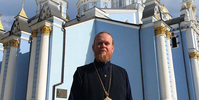 Украинският архиепископ Евстратий Зоря
