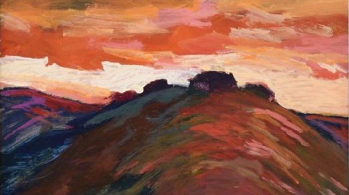 Sunset at Paso Robles, Juan Guzman