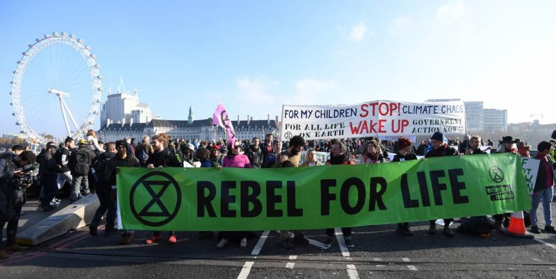 extinction-rebellion-climate-change-action-protest