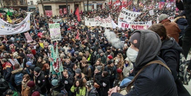 Протести на синдикатите в Ломбардия и Лацио